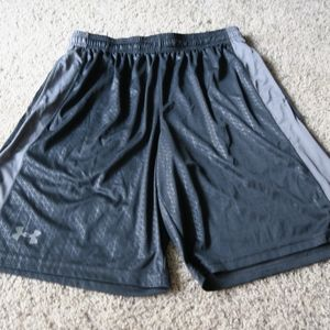 Under Armour Geometric Printed Shorts - Large